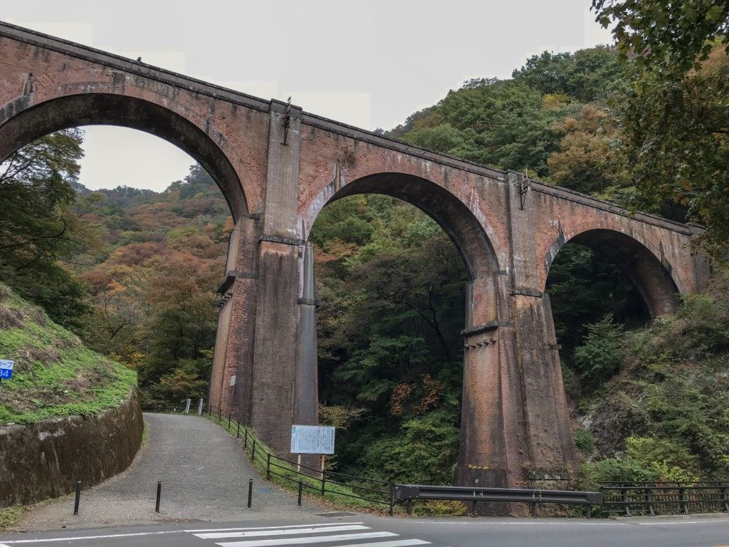 めがね橋の画像